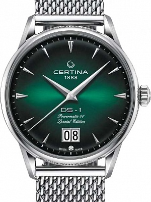 Certina DS-1 Big Date Powermatic 80 Special Edition