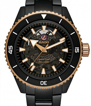 Rado Captain Cook High-Tech Ceramic